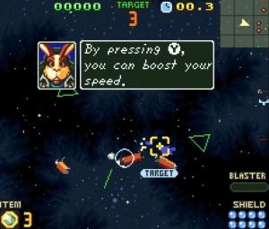 Peppy hare Starfox 2 snes super Nintendo