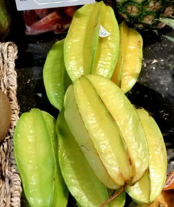 Starfruit produce