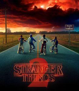 Stranger Things season 2 poster Netflix