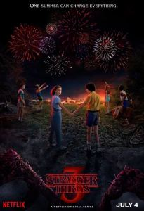 Stranger Things season 3 poster Netflix