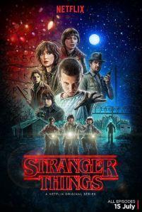 Stranger Things season 1 poster Netflix