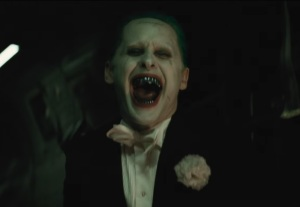 Joker laughing Suicide Squad