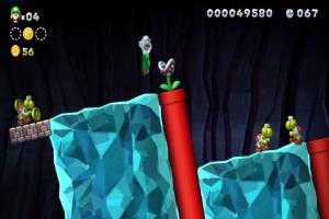 Piranha plant New Super Luigi U Nintendo WiiU