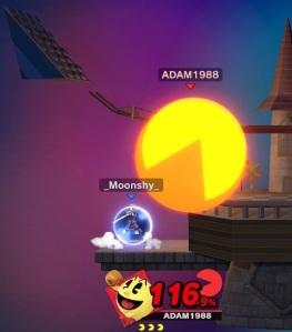 Final Smash Pac-Man Super Smash Bros ultimate Nintendo Switch Bandai Namco