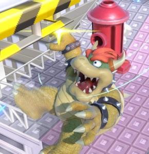 Pac-Man vs Bowser Super Smash Bros ultimate Nintendo Switch Bandai Namco