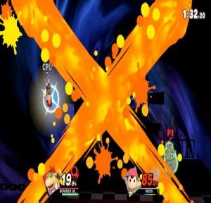Artist brush final Smash Bowser Jr super Smash Bros ultimate Nintendo Switch