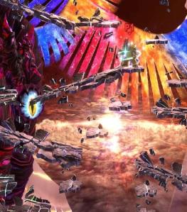 Dharkon and Galeem final battle world of Light super Smash Bros ultimate Nintendo Switch
