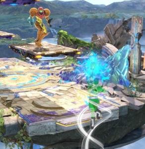 Little Mac vs Samus aran super Smash Bros ultimate Nintendo Switch Punchout