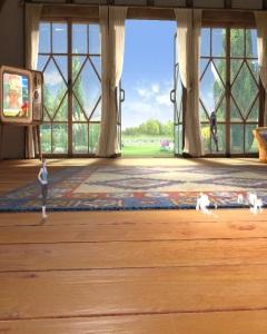Living room stage super Smash Bros ultimate Nintendo Switch