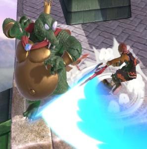 Shulk vs King K Rool super Smash Bros ultimate Nintendo Switch Xenoblade Chronicles