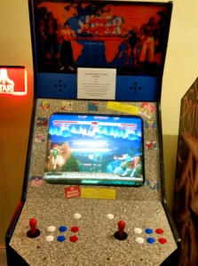 Super Street Fighter II: The New Challengers arcade machine Capcom