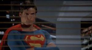 Christopher Reeve Superman II 1980