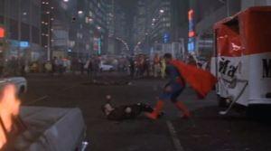 Superman vs general zod Superman II 1980