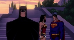 Batman wonder woman and superman Superman/Batman: Apocalypse