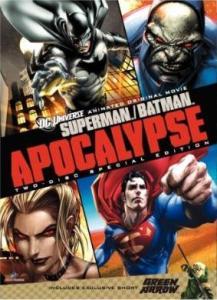 Superman/Batman: Apocalypse movie poster