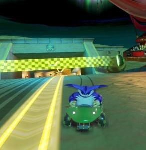 Big the cat Team Sonic Racing Nintendo Switch Xbox One PS4 Sega