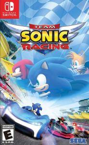 Team Sonic Racing Nintendo Switch boxart