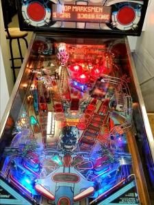 Terminator 2 judgement day pinball Board