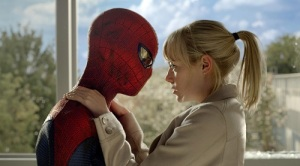 The Amazing Spider-Man falls in love with Gwen Stacey