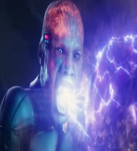 Electro electric breath The Amazing Spider-Man 2