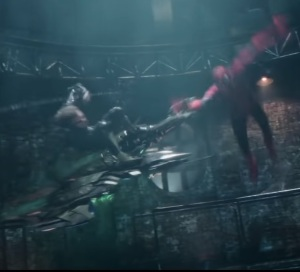 Harry Osborn Green Goblin vs Spider-Man the amazing Spider-Man 2