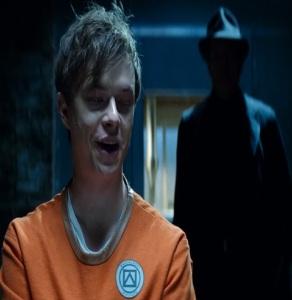 Harry Osborn in prison the amazing Spider-Man 2
