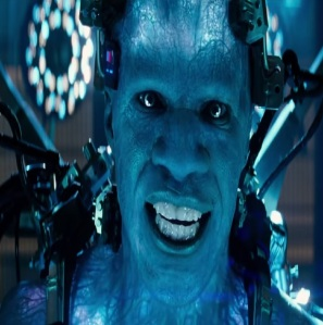 Max Dillon becomes Electro The Amazing Spider-Man 2