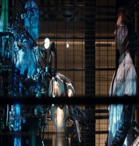Electro is born The Amazing Spider-Man 2