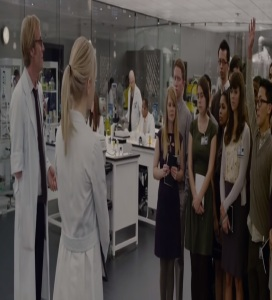 Dr. Curt Connors and Gwen Stacy The Amazing Spider-Man film Sony marvel