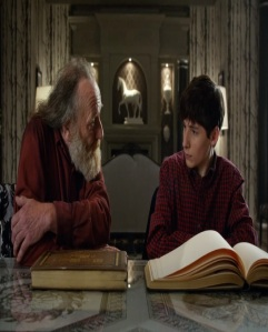 Henry Mills becomes the Author once upon a time ABC
