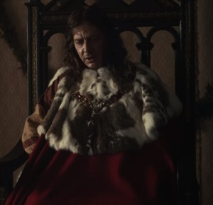The King Netflix king Henry IV dying on the throne