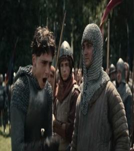 The King Netflix battle of agincourt France