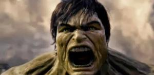 The Incredible Hulk 2008 hulk first transformation Edward Norton