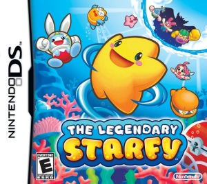 The Legendary Starfy Nintendo DS boxart