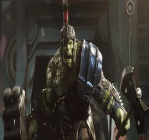 Thor: Ragnarok hulk vs thor battle mark Ruffalo