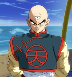 Angry Tien dragon Ball FighterZ Nintendo Switch Xbox One PS4