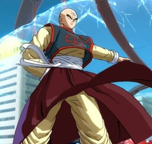Tien dragon Ball FighterZ Nintendo Switch Xbox One PS4