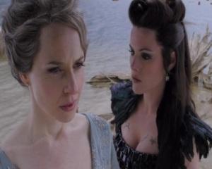 Gothic queen Azkadellia tin man miniseries