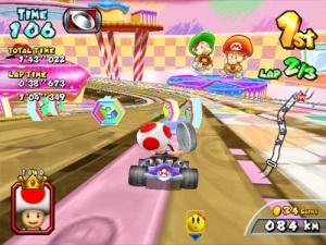 Toad Mario Kart Arcade GP 2 Japan