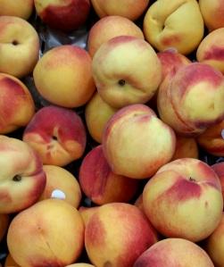 Fun fact about peaches