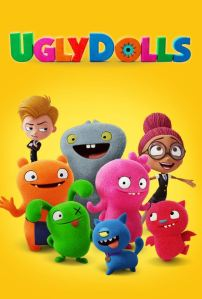 UglyDolls 2019 movie poster