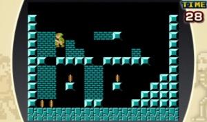 Zelda 2 adventure of link Ultimate NES Remix Nintendo 3DS