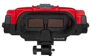 Nintendo virtual boy eye piece