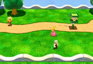 World 1 Super Mario 3D World Nintendo WiiU