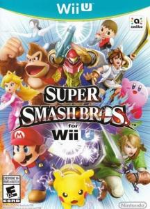 Smash 4 WiiU boxart