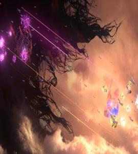 Dharkon vs Galeem world of Light super Smash Bros ultimate Nintendo Switch