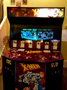 Arcade machine X-Men Arcade Konami