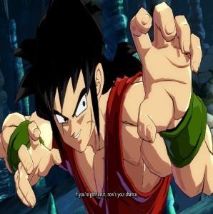 Yamcha dragon Ball FighterZ Nintendo Switch Xbox One PS4