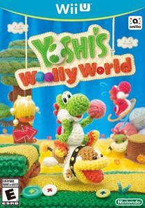 Yoshi's Woolly World WiiU boxart Nintendo