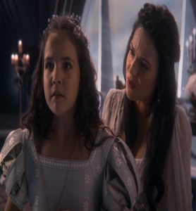 Snow white knows Regina's secret boyfriend once upon a time Gennifer Goodwin